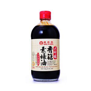【純素】萬家香大吟釀香菇素蠔油 510g