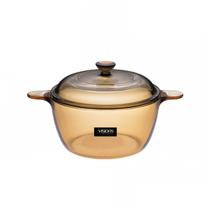 VISIONS 1.5L Covered Cookpot