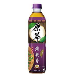 Real Leaf Muzha Tieguanyin tea 580ml
