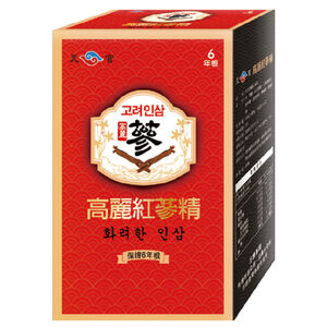 HUATO Ginseng 15gx10