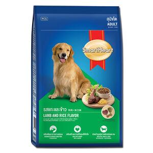 SmartHeart Dry Dog Food-lamb and rice Fl
