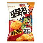 好麗友烏龜玉米脆片(麻辣味), , large