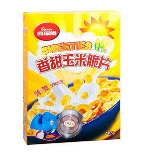 喜瑞爾香甜玉米脆片-185g