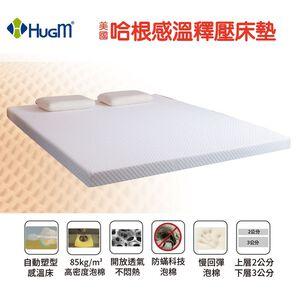 HUGM Sensitive Foam Mattress
