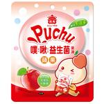 義美噗啾益生菌果凍(蘋果)247g, , large