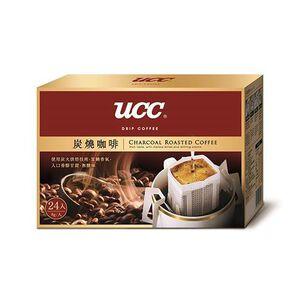UCC炭燒濾掛式咖啡-8gx24