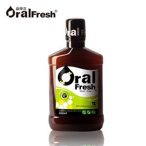 【歐樂芬Oral Fresh】天然蜂膠口腔保健液/漱口水600ml