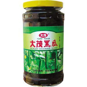 Tomo Pickled Cucumber Sliced Jar
