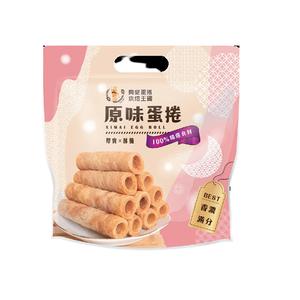 興麥原味蛋捲袋裝220g
