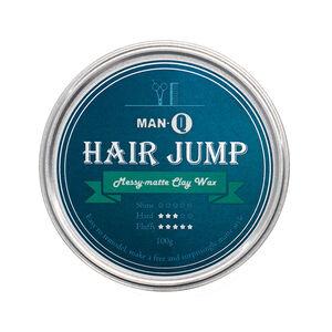 Hair Jump Messy-matte Clay
