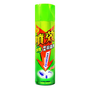 Pen Shiaw New Water Based Aerosol Insect
