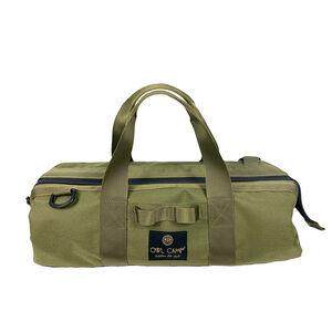 OWL CAMP素色營釘袋-PTGC軍綠色