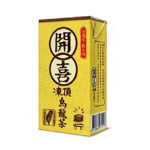 開喜凍頂烏龍茶微糖TP 250ml
