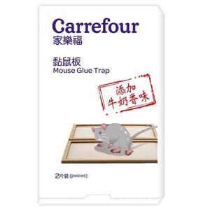 家樂福黏鼠板