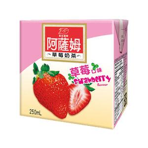 阿薩姆草莓奶茶TP250ml