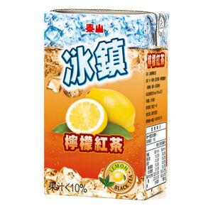 泰山冰鎮檸檬紅茶250ml