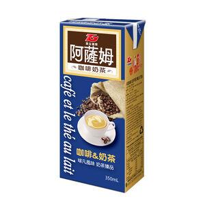 阿薩姆咖啡奶茶TP350ml