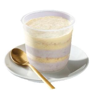 Donutes Taro Pudding