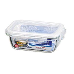 樂扣第三代玻璃保鮮盒430ML