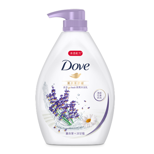 Dove Lavender Hydration SG