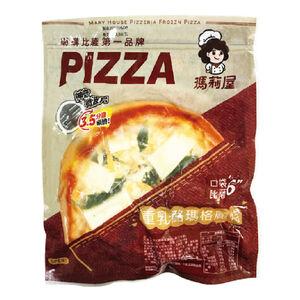 重乳酪瑪格麗特比薩 (五辛素)