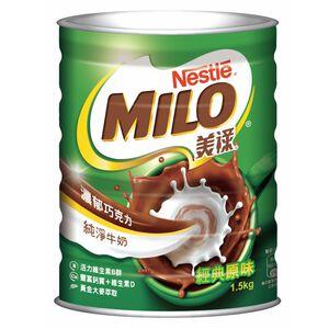 美祿巧克力麥芽飲品鐵罐裝 1.5Kg