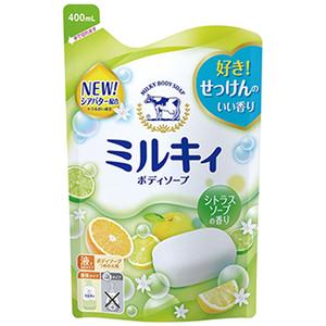 Cow Brand Body soap refill
