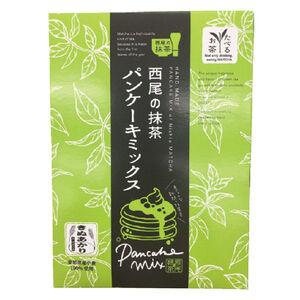 西尾極致抹茶風味鬆餅粉150g短效期,最長期限至2022-02-10