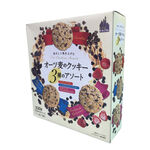 日本NS三色燕麥雜糧餅, , large