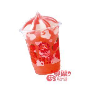 阿奇儂冰沙-草莓