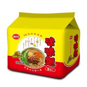 味味麵精燉肉燥湯麵(包)78g