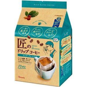 Drip Coffee Rich Blend 10P