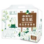 家樂福抽取式衛生紙-FSC 110x24, , large