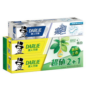 Darlie Base+Darlie Whitening TP