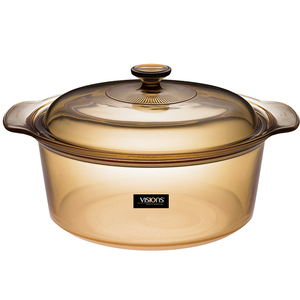 VISIONS 5L Covered Cookpot