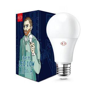 旭光(超高效能) LED10W球泡燈