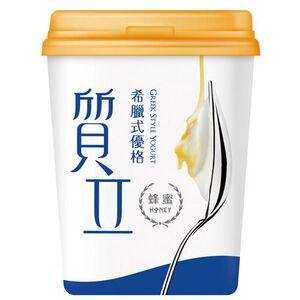 Zil li Greek style Yogurt-Honey