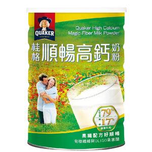 桂格高鈣脫脂奶粉順暢配方1.5Kg