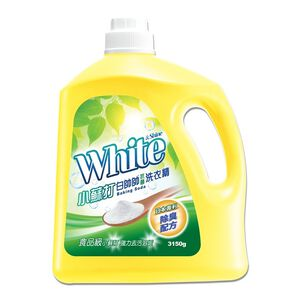 White Shine Baking soda