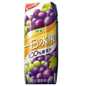 Daily 100Grape mix Juice 250ml