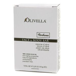 Olivella Bar Soap-Verbena