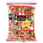 傳六二色綜合14袋入豆子, , large