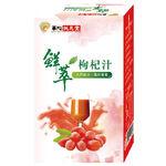 華陀扶元堂鮮萃枸杞汁20mlx10入, , large