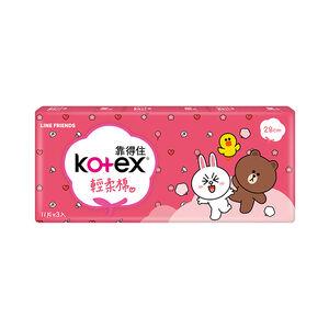 Kotex Natural Soft nite pad