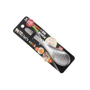 樂司不鏽鋼磨泥湯匙