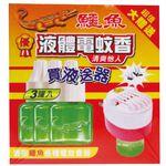 Crocodile Liquid Mosquito Repellent, , large