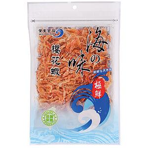 登豐櫻花蝦40g
