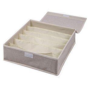 極簡風內衣收納盒