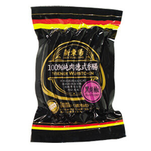新東陽黑胡椒德式香腸