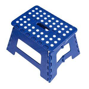 輕便折疊塑膠椅凳-顏色隨機出貨